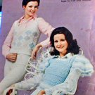 Pastels Tops to Knit and Crochet