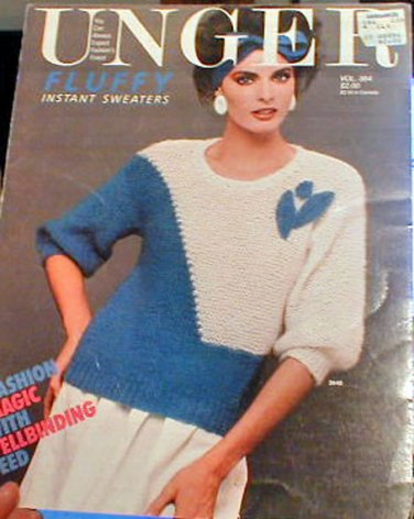 Unger - Fluffy Instant Sweaters - Knit