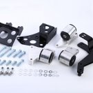 K SERIES SWAP BILLET ALUMINUM ENGINE MOTOR MOUNT KIT 96 - 00 HONDA CIVIC EK K20