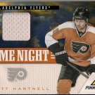 2011-12 Pinnacle  Scott Hartnell Game Night Jersey