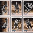 2011-12 Upper Deck Hockey Heroes LOT OF 6 CARDS