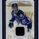 2008-09 Masterpieces Brown Border Luc Robitaille