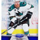 2011-12 Panini Certified Mirror Blue Parallel Joe Pavelski /99