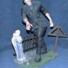 Custom Resin FRANKENSTEIN in Graveyard Model