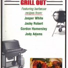 """Boston Great Chefs GRILL OUT"" VHS Tape by Weber"