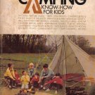 """Camping Know-How for Kids"""