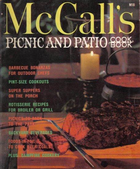 McCall's Cookbook - Picnic and Patio Cookbook