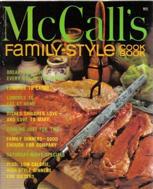 McCall's Family-Style Cookbook