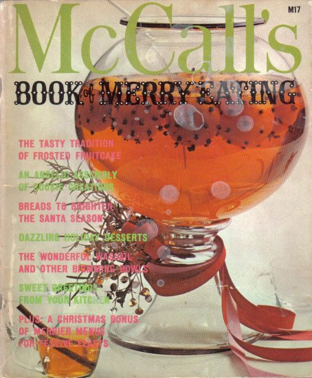 McCall's Book of Merry Eating