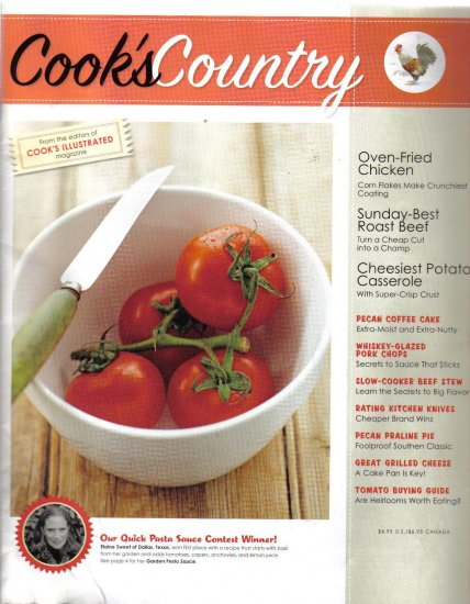 """""""Cook's Country"""" Magazine"""