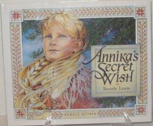 """Annika's Secret Wish"" Story Book"