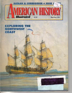 """""""American History Illustrated"""" May/June 1992"""