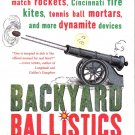 """Backyard Ballistics""  Official Manual for Boys"