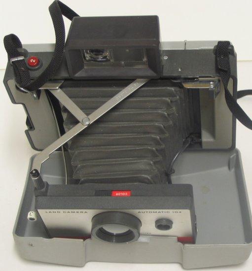 Polaroid  104 Instant Film Camera