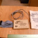 rare Commodore 64 card  interface device with manual