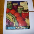 1939 FARMERS SEED & NURSERY CO. CATALOG Faribault, MN