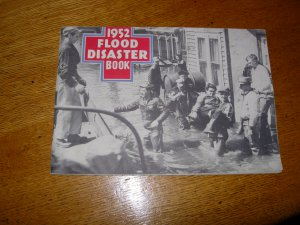 1952 Flood Disaster Book by St Paul Dispatch-Pioneer Press