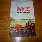 1955 Dawn to Dusk Farming Handbook from Standard Oil Co