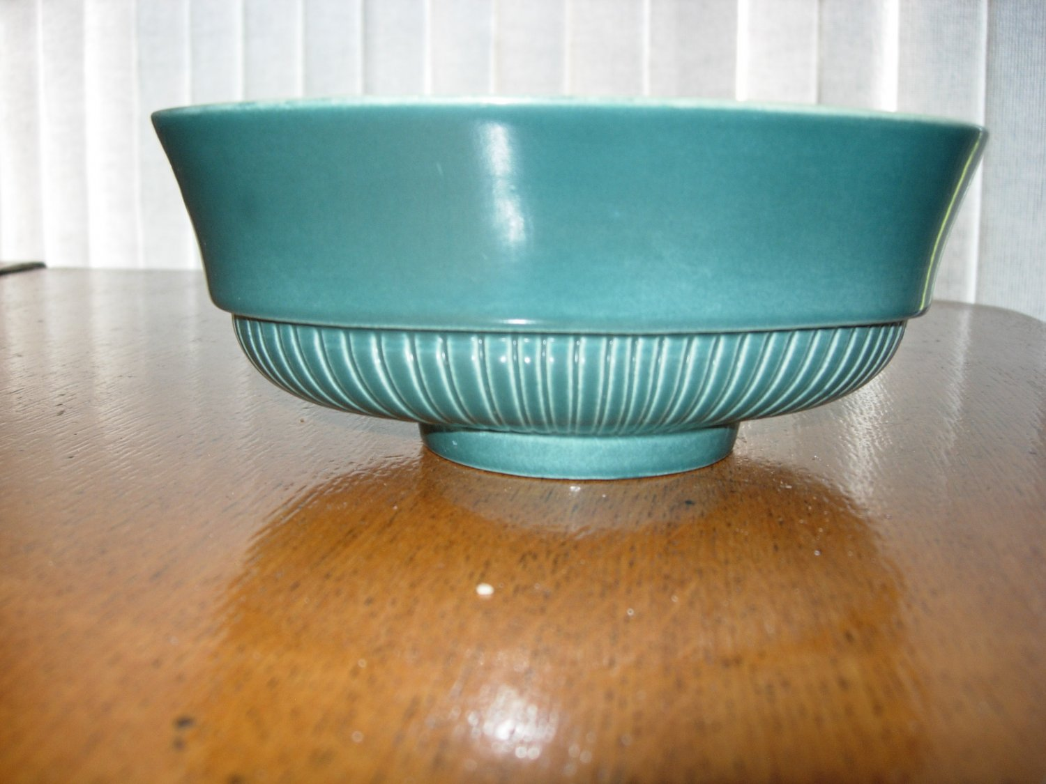 Vintage Red Wing Green #881 Planter