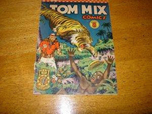 Tom Mix Comic-Book No 8 Ralston Purina
