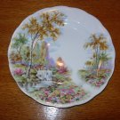Royal Standard Bone China Plate The Old Mill Stream