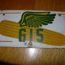 Vintage Dekalb Flying Ear Cornfield Masonite Sign