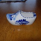 Vintage Royal Delft Hand Painted Clog/Ashtray