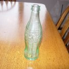 1950's 6 oz Coca-Cola Bottle with Embossed Lettering from Albert Lea, MN