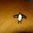 Vintage Miniature Blown Glass Penguin Made in Occupied Japan