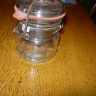 Vintage Clear Ball Ideal 1/2 Pint Jar