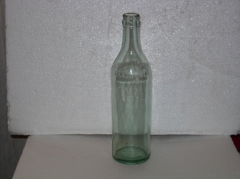 Vintage BEECH-NUT Soda Bottle