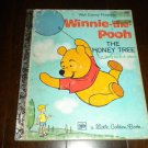 A Little Golden Book: Winnie The Pooh - The Honey Tree, RARE Vintage 1977 D116