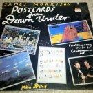 """James Morrison - Postcards From Down Under RARE Vintage 1988 33 RPM 12"""" Vinyl LP"""