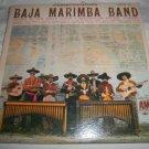 "Baja Marimba Band Self Titled 12"" Vinyl LP Vintage 1962 A&M SP104 NM World Music"