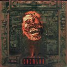 CHEMLAB Burn out at the Hydrogen Bar (CD, 1993) Metal Blade Industrial DISC ONLY