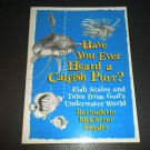 Have You Ever Heard a Catfish Purr?: Fish Scales and Tales from God's Underwater