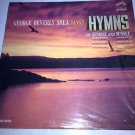 """George Beverly Shea Hymns of Sunrise and Sunset RARE Vintage 12"""" Vinyl Record LP"""