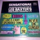 "Sensational Sounds & Rhythms of Les Baxter's Orchestra! 12"" Vinyl LP T-1661 VG+"