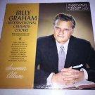 RARE Billy Graham International Crusade Choirs LPM-2088 Christian Music Vinyl LP