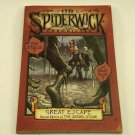 The Spiderwick Chronicles GREAT ESCAPE by Tony DiTerlizzi, Holly Black Paperback
