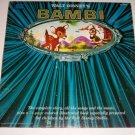 "Walt Disney's BAMBI, Vintage 1962 Disneyland Records 12"" LP ST-3903 Magic Mirror"