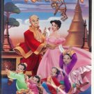 The King and I (VHS, 1999, Clamshell) Warner Brothers Animation Animated Movie