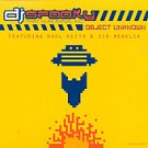 Object Unknown [Single] by DJ Spooky (CD, 1998, Out Post) w/ 6 Remixes DISC ONLY