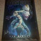 The Chronicles of Riddick: Dark Fury (DVD, 2004) Peter Chung Animation Vin Disel