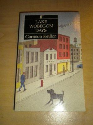 Lake Wobegon Days by Garrison Keillor (1986, Vintage Paperback Book)