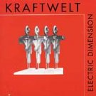 Electric Dimension by Kraftwelt (CD, Oct-1996, Cleopatra) Nice Danish Electronic
