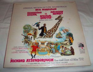 "Leslie Bricusse: Doctor Dolittle Original Motion Picture Soundtrack 12"" Vinyl LP"