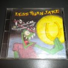 Losing Streak by Less Than Jake (Audio CD, Nov-1996, Capitol Records)