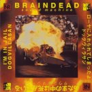 BRAINDEAD SOUND MACHINE I'm In Jail / Dogvillasan RARE Audio CD Single WAX TRAX!
