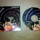 Festival Sounds Compilation Rare Promo CD (The Sunday Times) Various Artists